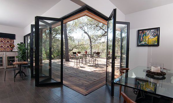 Lanai Doors Bi Folding Glass Walls And Folding Doors Systems Home